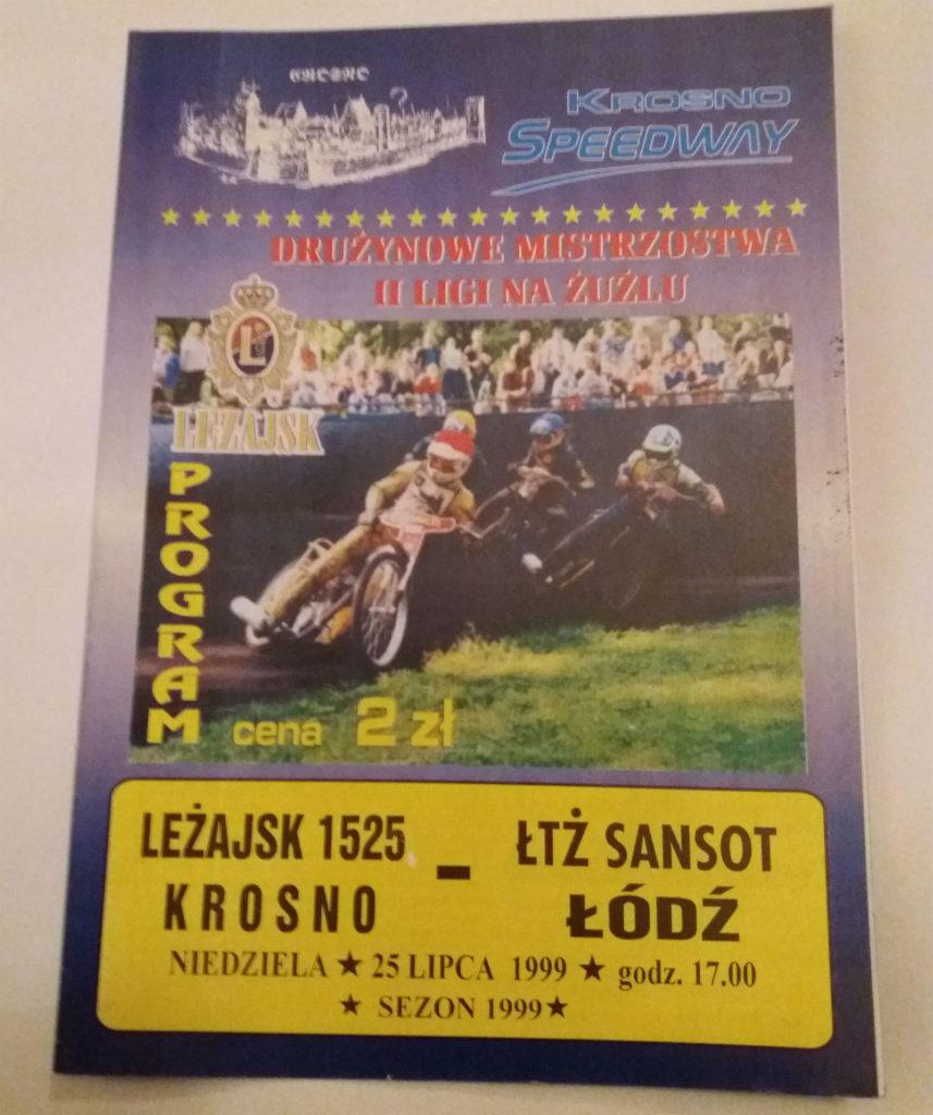 program lezajsk 1999rok