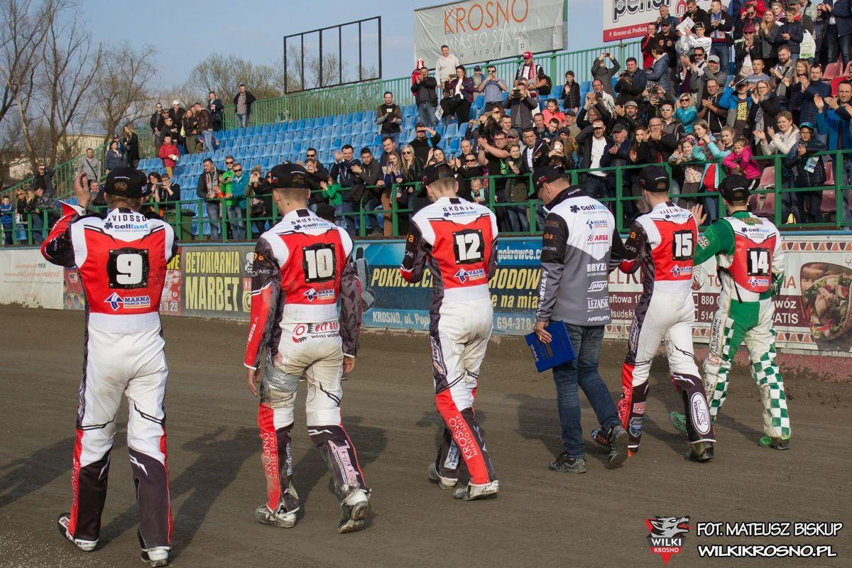 Awizowane składy na mecz w Rawiczu