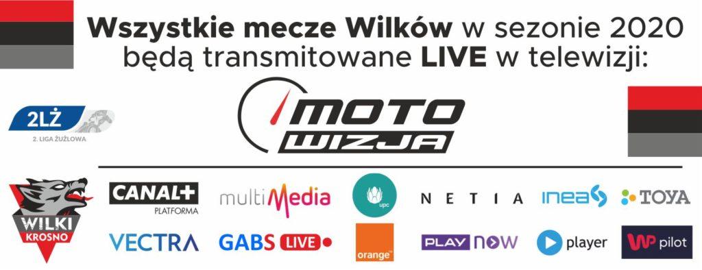 Motowizja HD 2. Liga Zuzlowa 2020