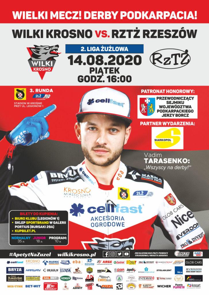 pla Krosno Rzeszow plakat 2020