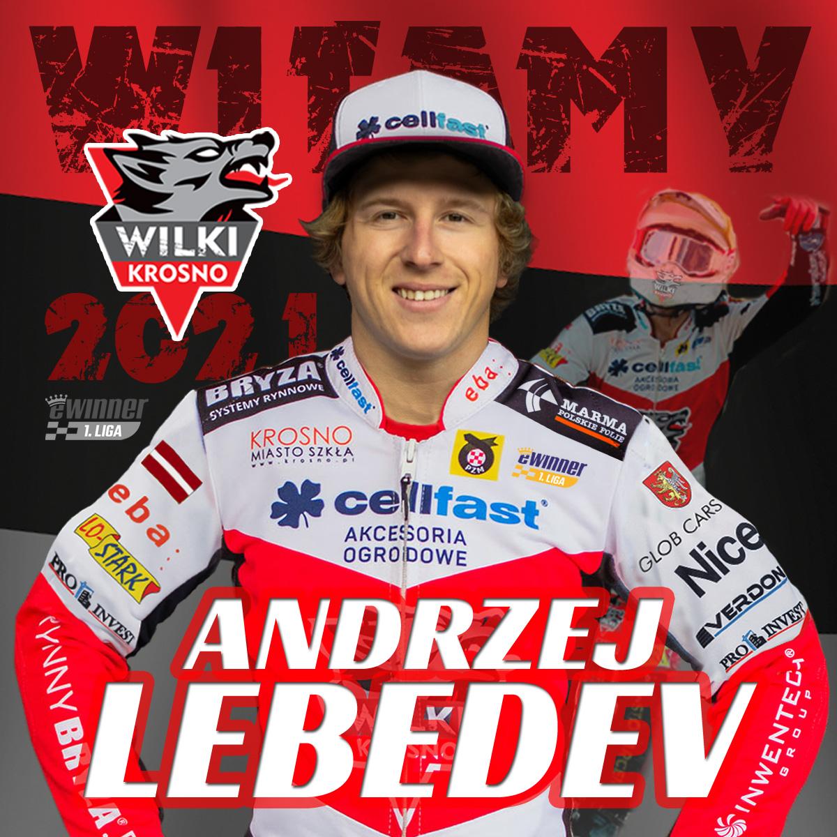 Lebedev Andrzej grafika