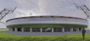 stadion wizualizacja